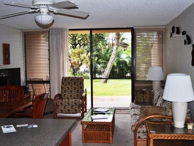 Photo for Maui Vista One bedroom Garden View Condo at the Maui Vista #1120