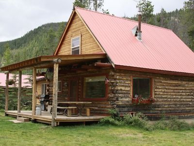Photo for Lake Cabin at Arapahoe Bay- Grand Lake/Granby Area in Arapahoe National Forest