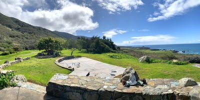 Photo for Big Sur Beautiful Ocean View Private Stone House Estate