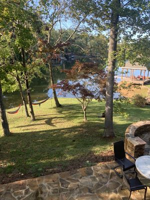Lake Front Home Sleeps 18.  Great water, dock, and boat rental available