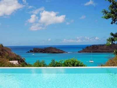 Photo for *Special rates available on certain weeks* Stunning 5 bedroom villa close to beach in Antigua