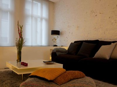 Photo for Beautiful duplex apartment in the heart of Antwerp