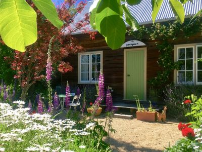 Photo for French Cottage, Garden Hideaway