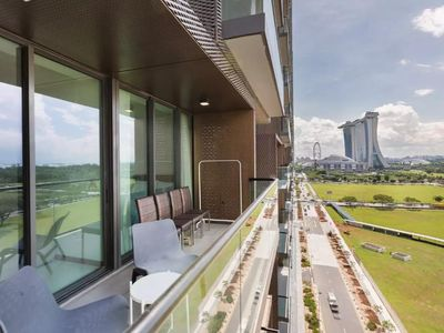 Photo for High end Marina bay suites