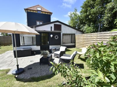 Photo for holiday home for 2 people with lovely garden near North Holland coast