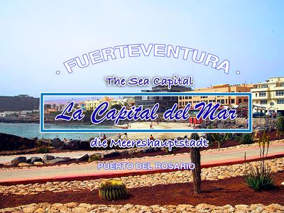 Photo for the Sea Capital - Wifi, Netflix, and beach in Fuerteventura