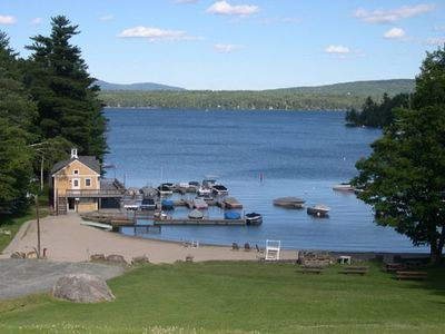 Photo for Lake Sunapee Condo-Golf-Tennis-Beach-Ski- Great views