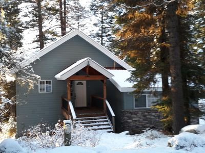 Photo for Beautiful Hawk's Nest Lodge on Payette Lake