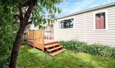 Photo for Camping Domaine de la Yole ***** - Mobile Home 4 Rooms 6 People