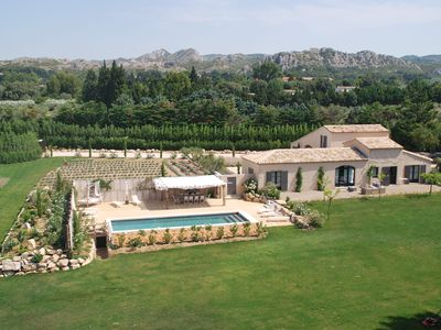 Photo for SUPERB PROPERTY WITH SWIMMING POOL - ALPILLES, near the Baux de Provence