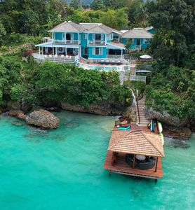 Photo for Scotch on the Rocks - Deluxe Waterfront Jamaican Villa