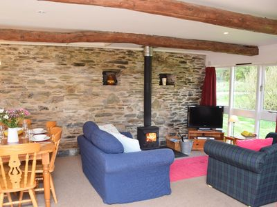 Photo for 3 bedroom Barn in Boscastle - DAVPR