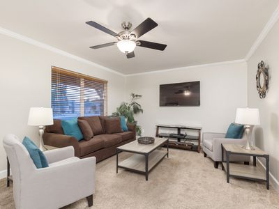 Photo for Home with Private Pool within 2 miles of Scottsdale Stadium - By PADZU