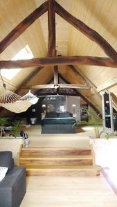 Photo for Perigourdin large loft for 2 people