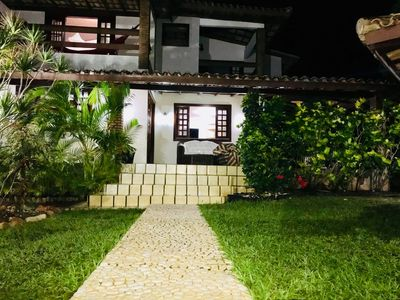 Photo for Cozy and charming house with pool and gardens in ocean front condominium!