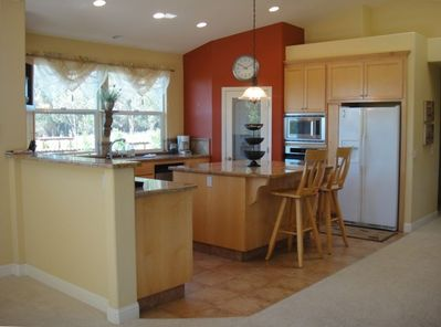 Fully Equipped Kitchen with Large Pantry