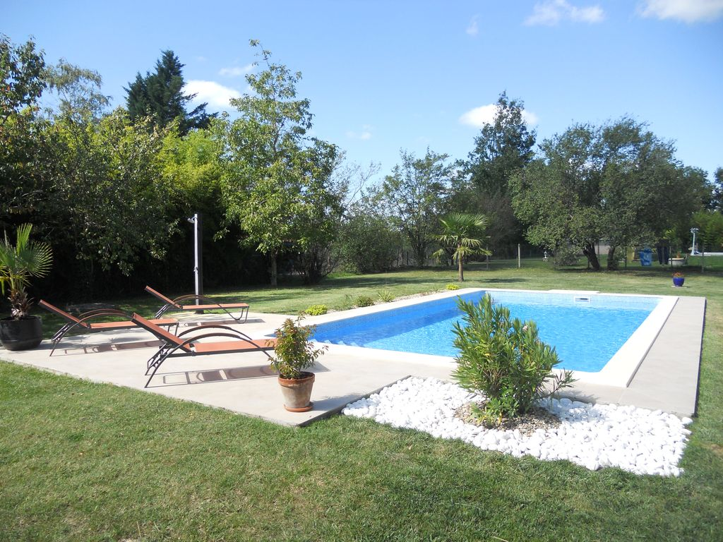House With Swimming Pool Homeaway Montauban