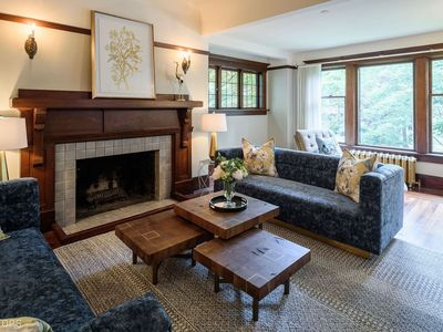 Photo for Stunning 4BR Mansion @ English Bay, Stanley Park