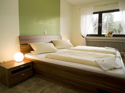Photo for Double Room Shower / WC - Wein- & Wohngut Paulushof