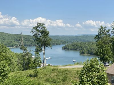 Photo for New Listing-Anchor Ln, Norris Lake & Mountain Views, 4 Suites, Stardust Marina
