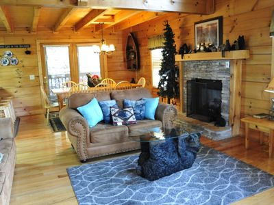 Photo for No airbnb fee ! BestLocation Charming 3B2BCabin