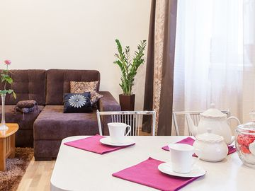 One-Bedroom Apartment in Minsk ID203