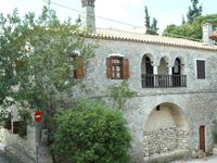 A hidden paradise in the middle of Kassandria's most gorgeous and historic village of Afytos!