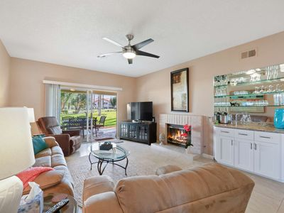 Photo for Light & Bright Remodeled 2/2 in Desert Falls CC! Pool, Golf & Tennis - Back Patio w/Grill, free Wifi