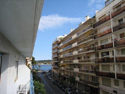 Photo for 2 PIECES in Antibes, near the city center and the beaches