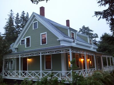 Photo for Hancock Point - Private Historic Cottage, Acadia