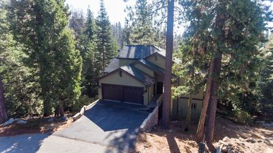 Photo for Tree Top Lodge- Sleeps 8 Adults + kids, 2 Master King Beds , 2 Queen, Big game r