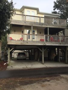 Remaining SUMMER WEEKS  REDUCED  Large 6 BR.. 200 yds to beach.  Updated in 2020