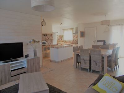Photo for Top of Villa T4 80m² Six Fours 5 minutes from the beaches