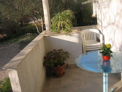 Photo for Two bedroom apartment with terrace Krk