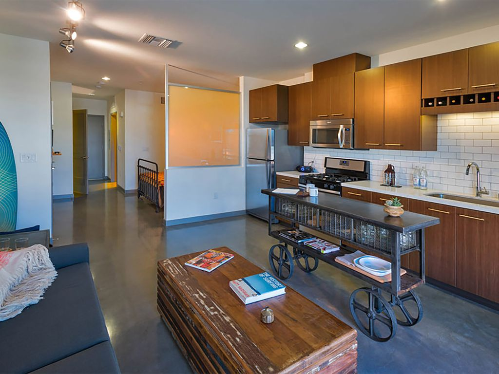East Village Apartments 1BD1 F - One Bedroom Apartment, Sleeps 3