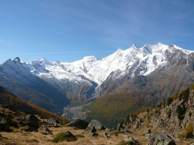 Photo for Apartment Colibri in Saas-Fee - 5 persons, 1 bedrooms
