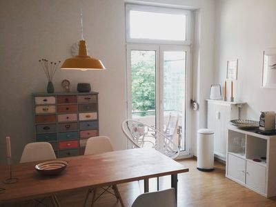 Photo for Central, modern 2 room apartment in the heart of Freiburg