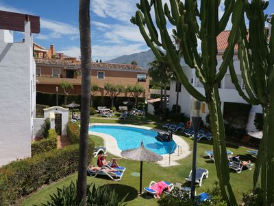 Photo for Walking distance to Puerto Banus, beaches and golfbanor_Free Wifi