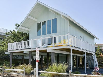 Photo for FREE ACTIVITIES INCLUDED!!!  Conveniently located just one house off the ocean front featuring amazing ocean and beach views, this 5 bedroom, 2 bath beach house has recently received many upgrades