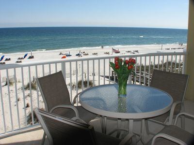 Photo for Beachfront Condo on the Fourth Floor at Island Royale
