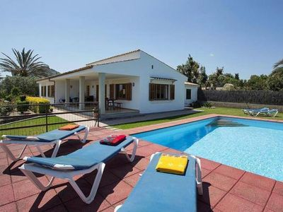 Photo for holiday home, Alcúdia  in Mallorca Nord - Ostküste - 6 persons, 4 bedrooms