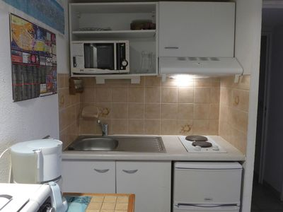 Photo for Nice apartment for 4 guests with WIFI, pool and TV
