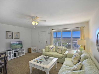 Photo for Grayton Beach Duplex West - Gulf Views, Great Location, Steps to the Sand!