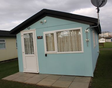 Photo for 1BR Chalet Vacation Rental in Mundesley, England