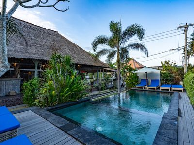 Photo for Dream Beach Kubu & Spa ( Deluxe Hut Sea view )