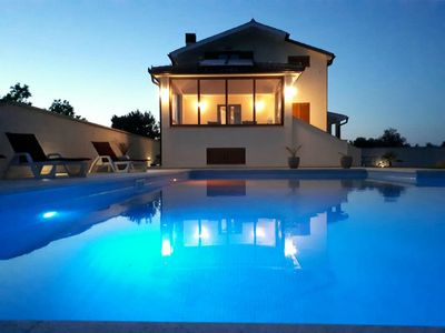 Photo for Villa Bergena **** with large swimming pool 58m2