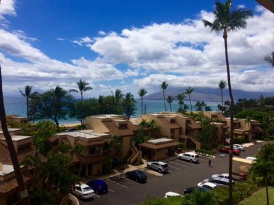 Captivating view from the lanai