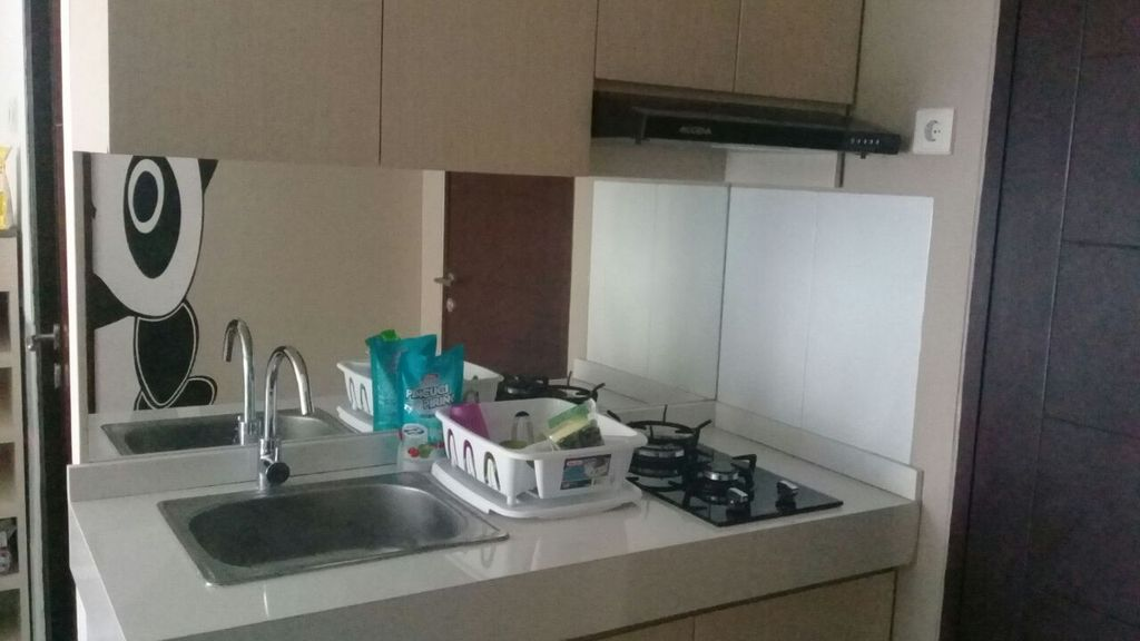 Cheap 2 Bedroom Apartment in Bandung