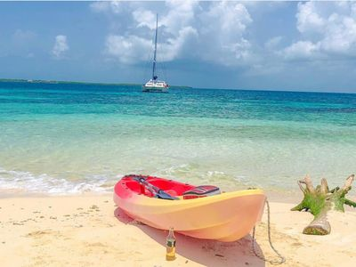 Photo for Belize Sailing Vacation Home, Come Book Today