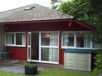 Photo for Holiday Lodge nr. Amroth, Pembrokeshire . West Wales. Sleeps 4